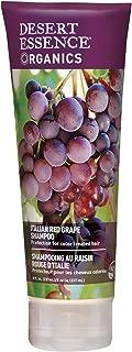product image for Desert Essence Shampoo Ital Red Grape Og, 2 pack