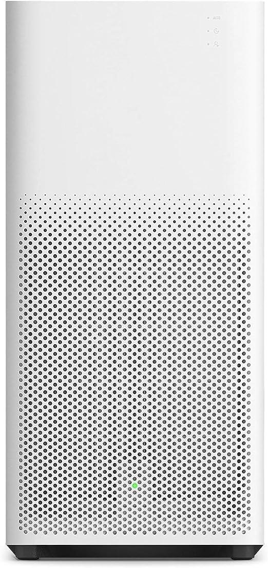 Xiaomi Mi purificador de aire 2, Limpiador AQI inteligente Aire - Blanco: Amazon.es: Hogar