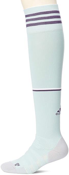 adidas FCB A SO Verde, Púrpura, Blanco Masculino 31-33 - Calcetines (