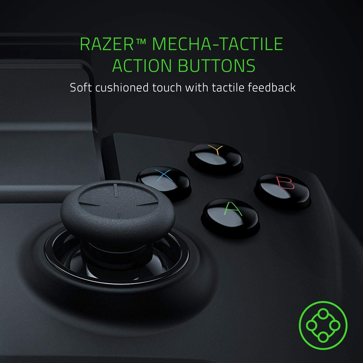 Amazon Com Razer Raiju Mobile Ergonomic Multi Function Button Layout Hair Trigger Mode Adjustable Phone Mount Mobile Gaming Controller Video Games Mobile gaming is still finding its way and the razer raiju mobile controller may be a step in that direction. amazon com razer raiju mobile