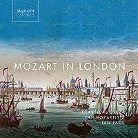 Mozart à Londres