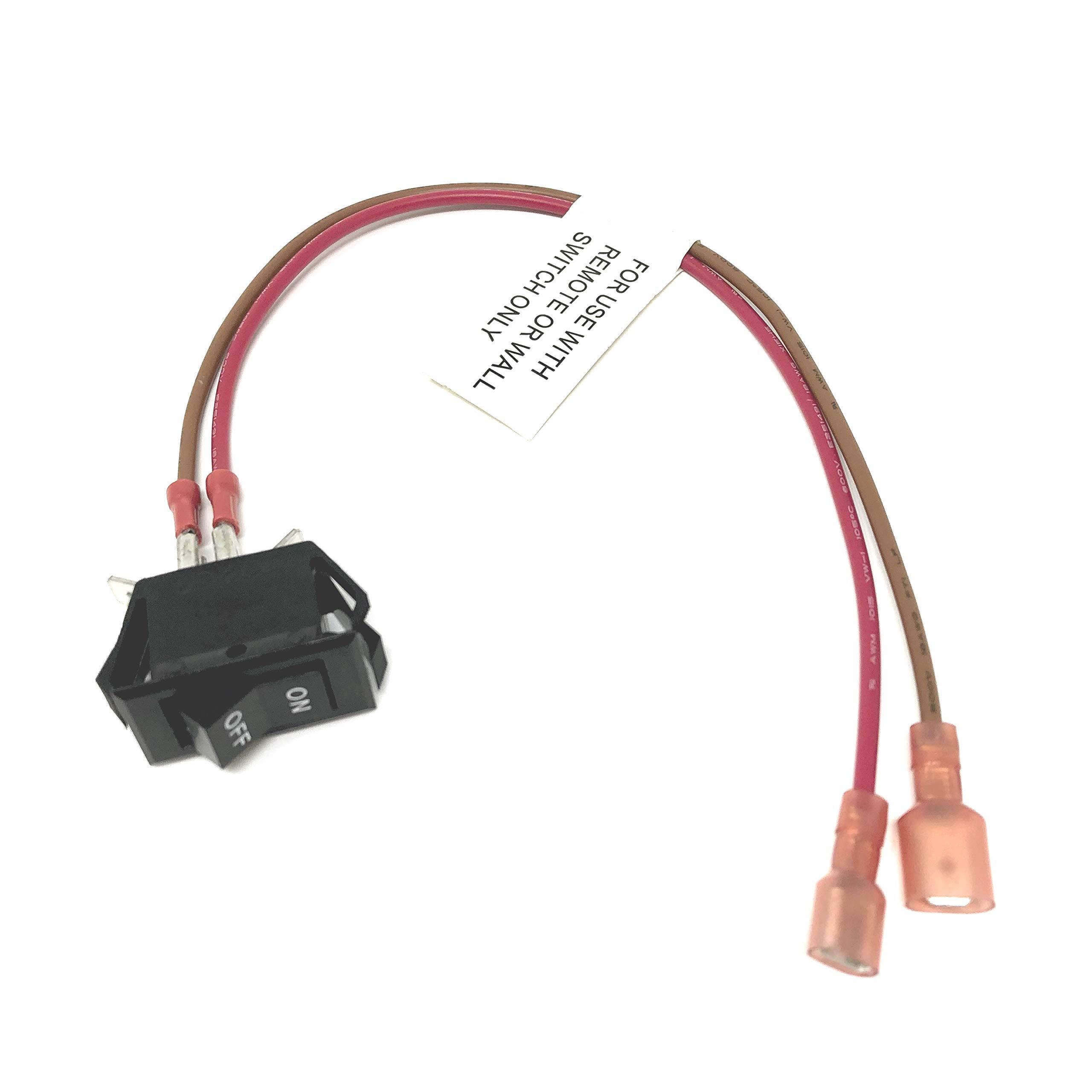 HHT On/Off Rocker Switch (060-521A) by HHT On/Off Rocker Switch (060-521A_