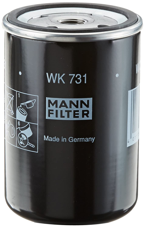 Mann+Hummel WK731 Filtro del carburante MANN & HUMMEL GMBH