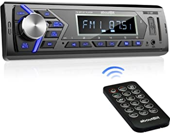 AboutBit Bluetooth Car Stereo