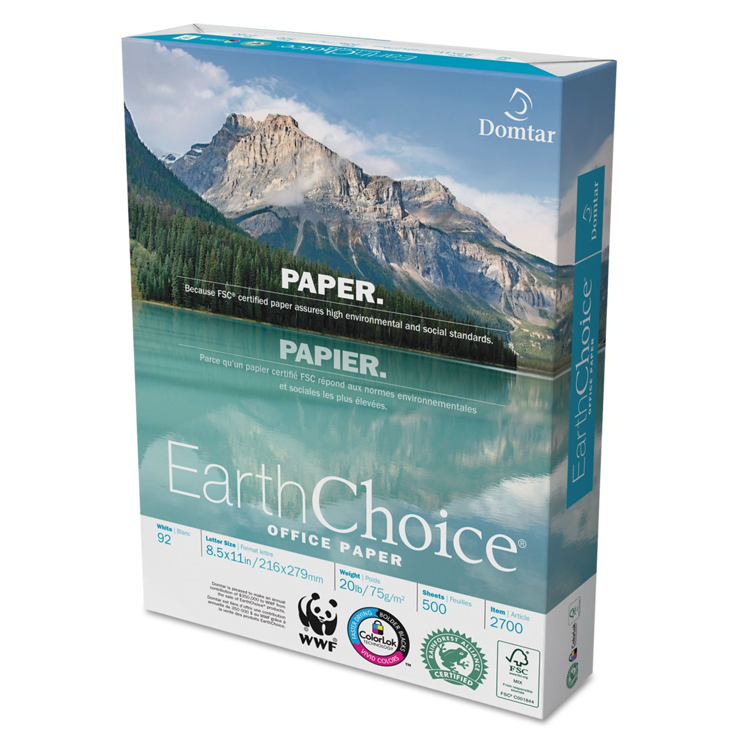 Domtar EarthChoice Office Paper (DMR2700)