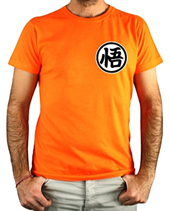 PLANETACAMISETA Camiseta Goku