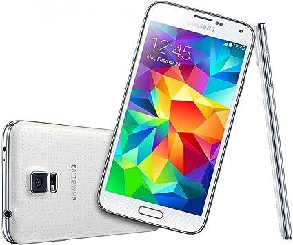 TELEFONO MOVIL SAMSUNG GALAXY S5 MINI G800HD DUAL SIM LIBRE BLANCO ...