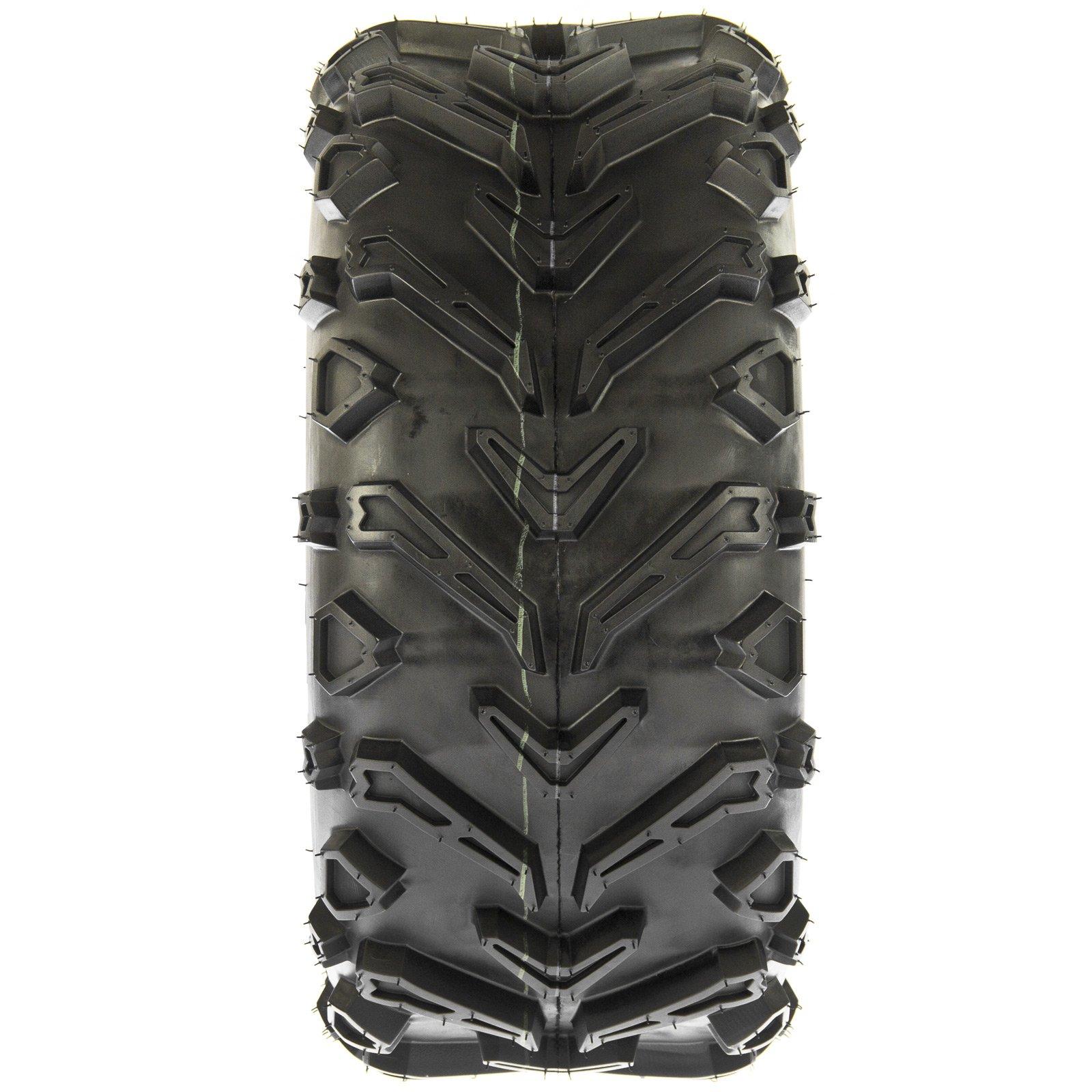 SunF All Trail & Mud ATV UTV Tires 24x8-12 24x10-11 6 PR A041 (Complete Full Set of 4) by SunF (Image #8)
