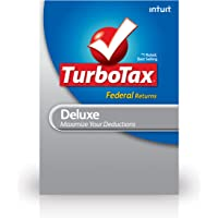 TurboTax Deluxe Federal + efile 2009 [Download] [OLD VERSION]