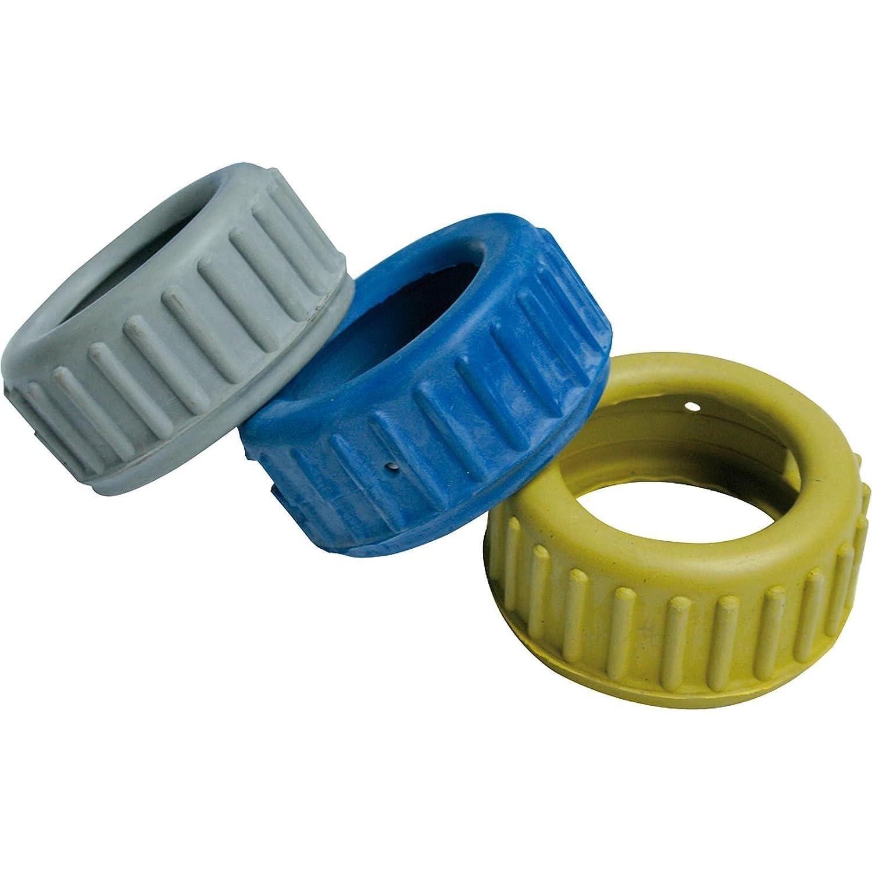 Schutzkappen f/ür Manometer Sto/ßschutz Kappe verschiedene Farben Farbe:gelb