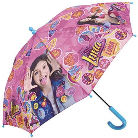 Paraguas Soy Luna Disney - Diametro 76 cm - Paraguas para ...