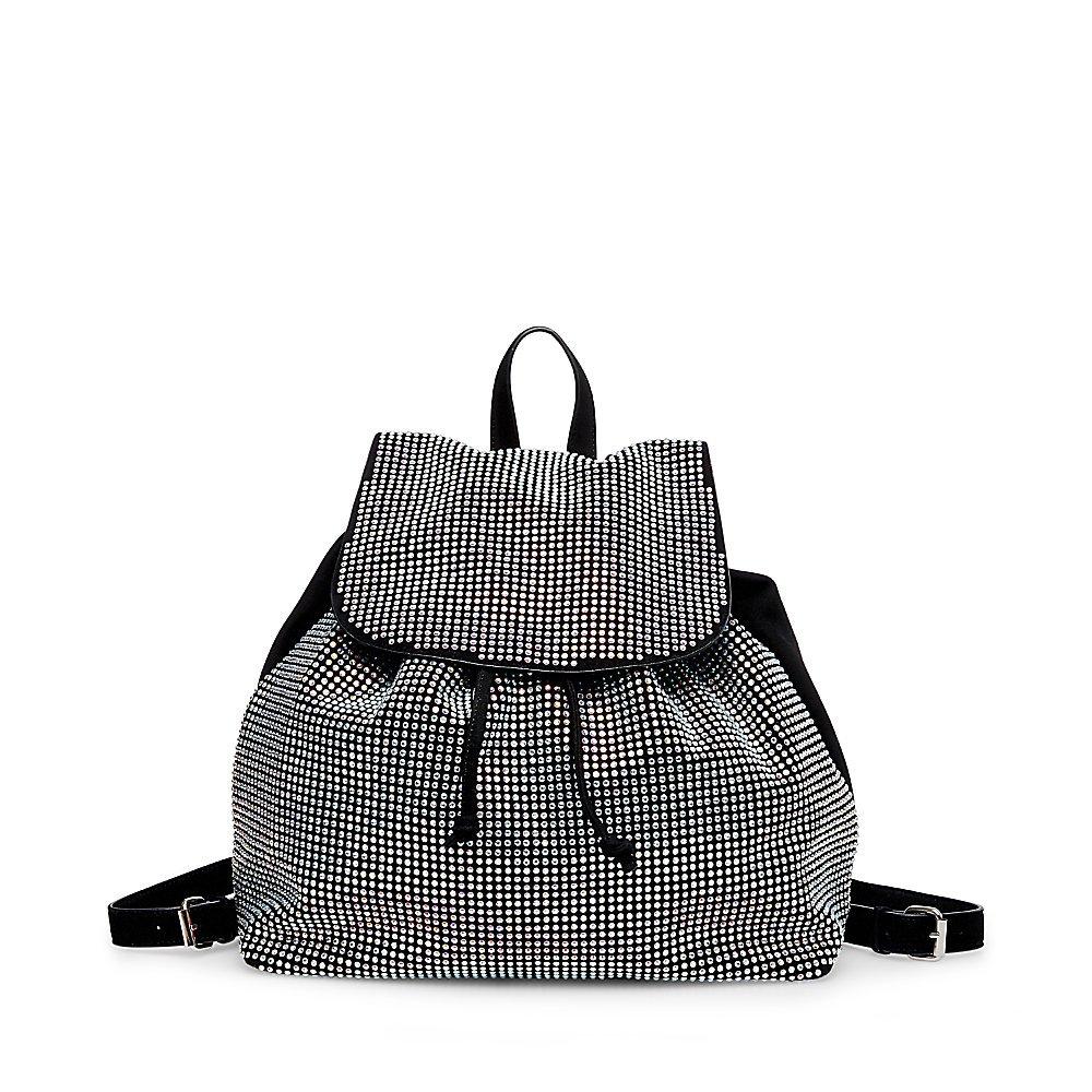 Steve Madden Women's Reggie Backpack Black One Size by Steve Madden