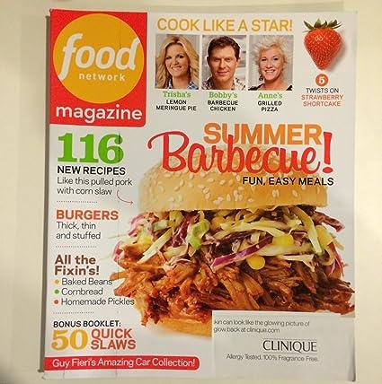 Amazon Food Network June 2013 Summer Bbq 116 New Recipes