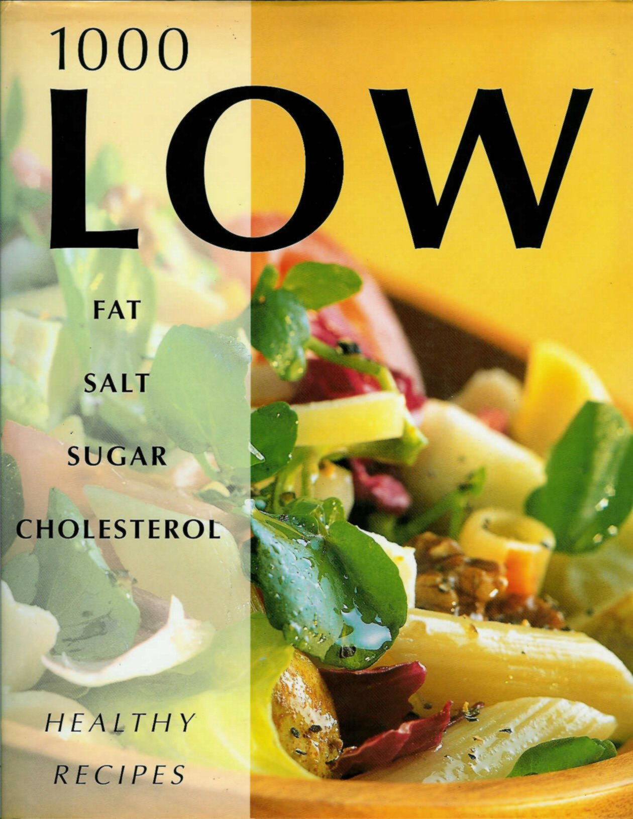 recipes for low sodium low cholesterol diet