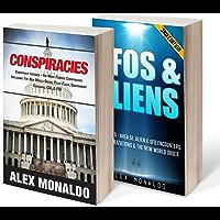 Conspiracies, Bundle I: Conspiracies, UFOs and Aliens (English Edition)