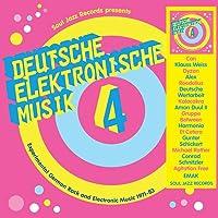 Deutsche Elektronische Musik 4 - Experimental German Rock & Electronic Music 1971-83 (3Lp/Dl Card)