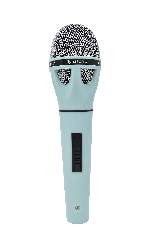 Microfono per altoparlante karaoke (Rosso) DYNASONIC