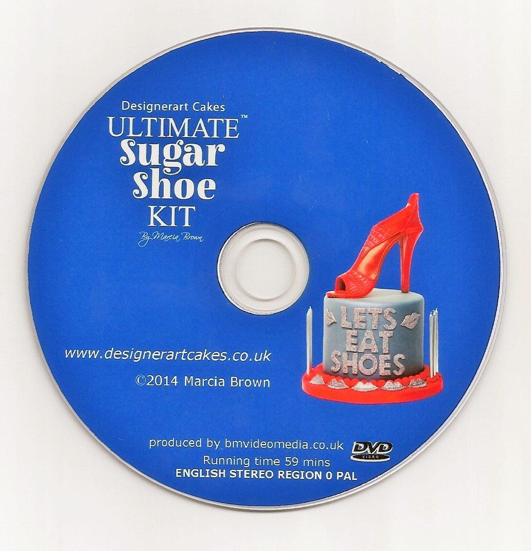 Amazon.com: Ultimate Dvd de alta talón zapato de azúcar Kit ...