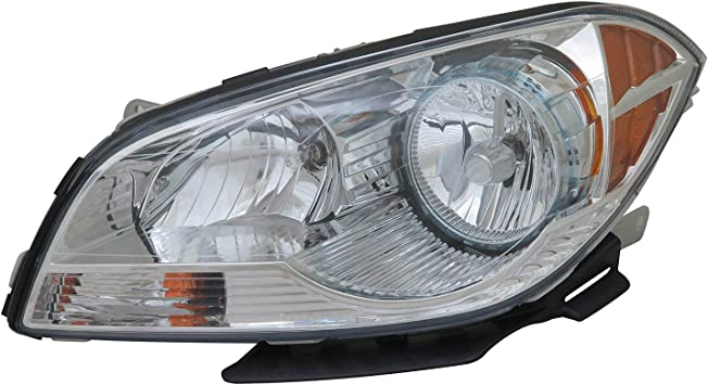 TYC 20-9744-01-9 Replacement Left Head Lamp