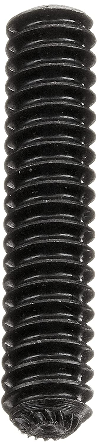 Black Oxide Finish Knurled Cup Point 10-24 Thread Size Right Hand Threads Pack of 100 Meets ASME B18.3 7//8 Length 7//8 Length Unbrako 1119137 Alloy Steel Set Screw Pack of 100 Hex Socket Drive