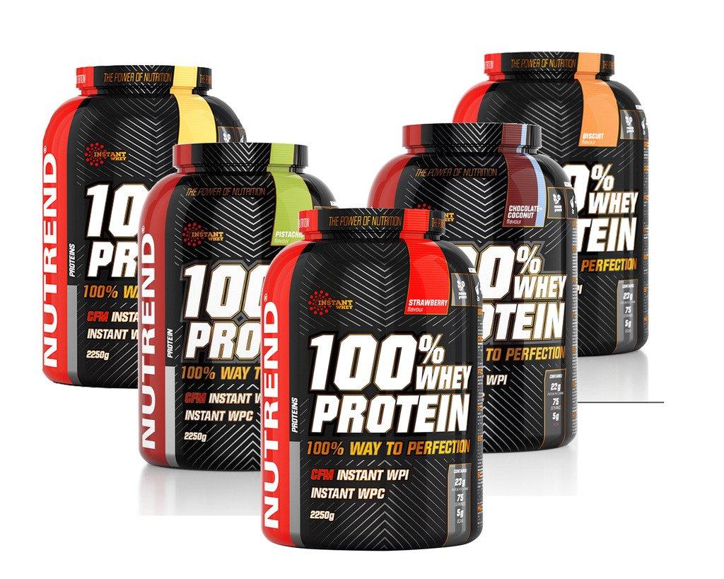 Nutrend 100% Whey Protein 2 25kg (Chocolate & Cherry)