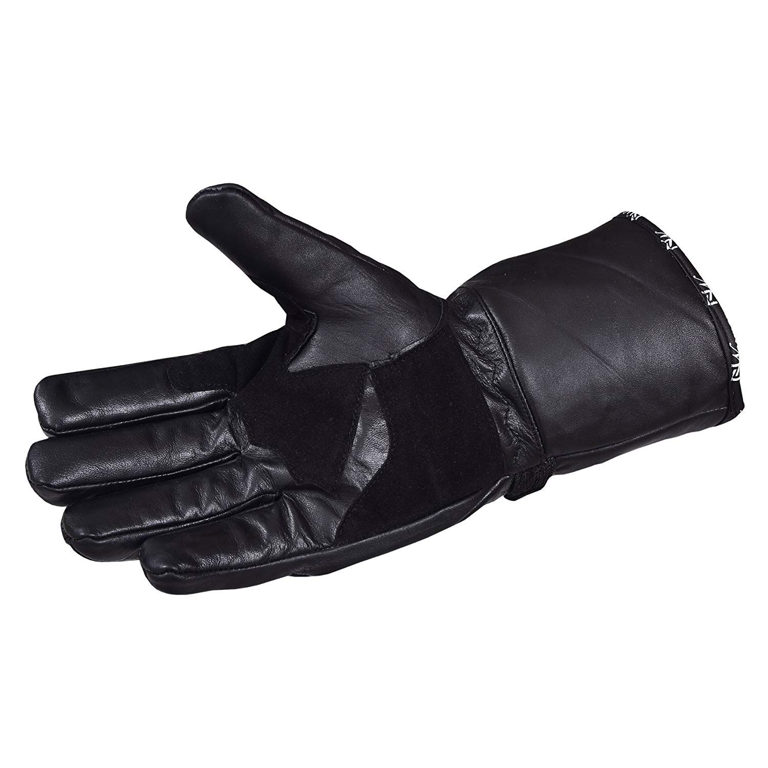 Leather Reflective Thermal Motorbike Gloves Thermal Waterproof Motorcycle Glove