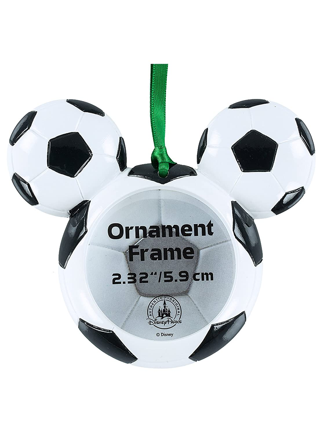 Amazon disney parks mickey mouse soccer ball photo frame amazon disney parks mickey mouse soccer ball photo frame ornament everything else jeuxipadfo Images