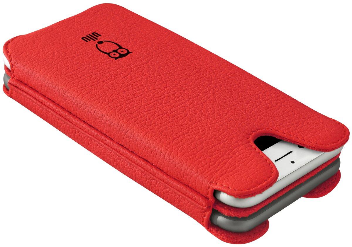 ullu Sleeve for iPhone 8 Plus/ 7 Plus - Bloody Hell Red UDUO7PPL10 by ullu (Image #3)
