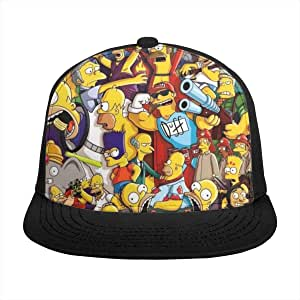 Homer Simpson - Gorra de béisbol Ajustable para Hombre, Color ...