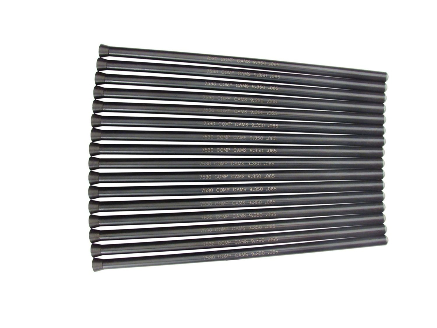 Competition Cams 7530-16 Magnum Pushrods for Ford FE 352-428, '65-'76, 11/32'' Diameter, 9.157'' Length, Cup End by Comp Cams