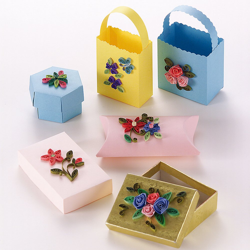 Paper Quilling Kit DVD for the first time (japan import) by Yamato (Image #5)