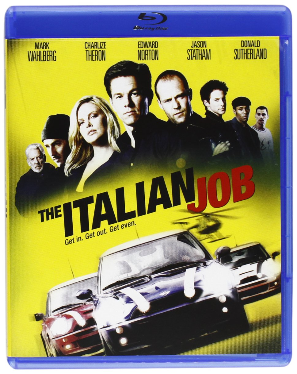Blu-ray : The Italian Job (Special Edition, Collector's Edition, , Dolby, Digital Theater System)