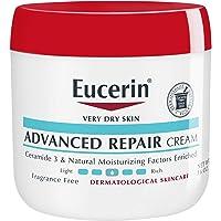 Eucerin Advanced Repair Cream 16 oz. Jar