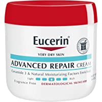 Eucerin Advanced Repair Crème, 16 Ounce (Packaging May Vary)