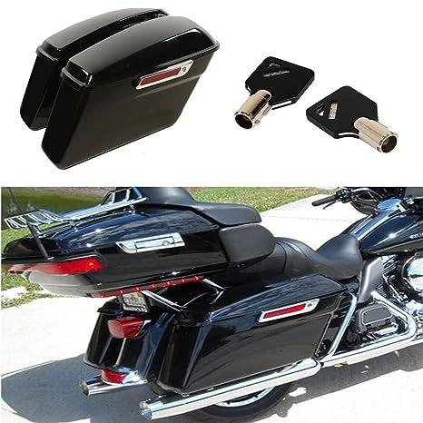 Amazon.com: XMT-MOTO - Bolsas de sillín + llave de cierre ...
