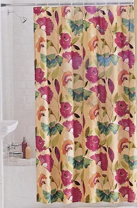 Image Unavailable Not Available For Color Essential Home Shower Curtain