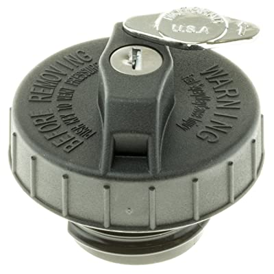 MotoRad MGC900 Locking Fuel Cap: Automotive