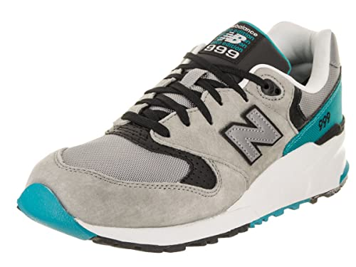reputable site 72e9c 8cd56 New Balance Men's 999 Elite Edition Classics Grey/Teal ...