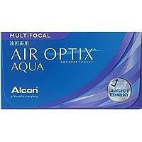 AIR OPTIX Lentes de contacto multifocales mensuales, R