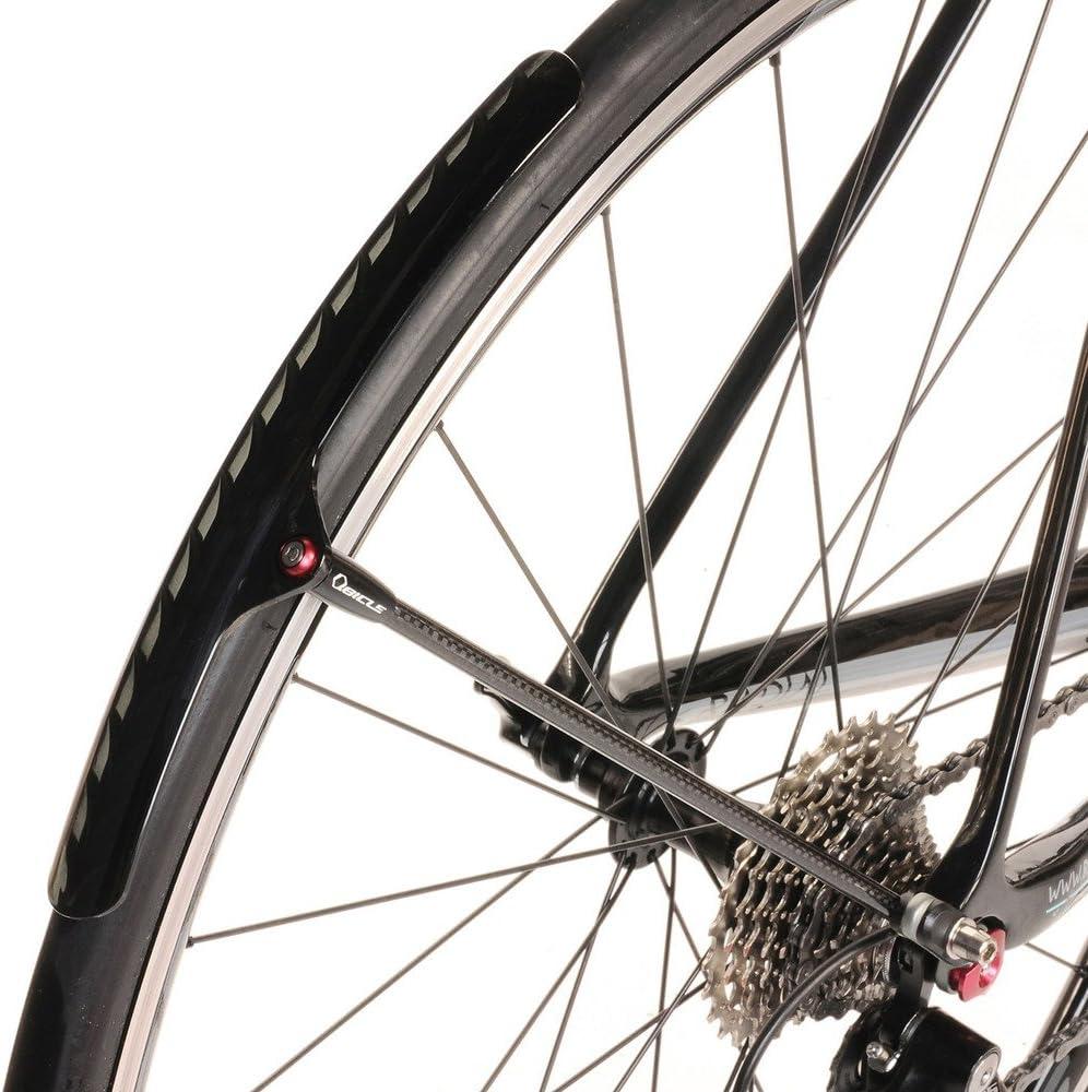 qbicle – Tangent Carbon Guardabarros Trasero Bicicleta De ...