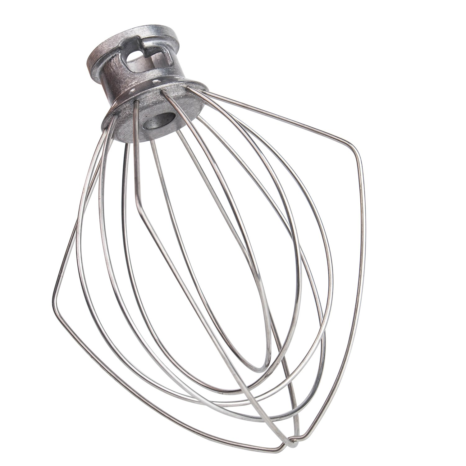 PAKIMARK K45WW Wire Whip for Tilt-Head Stand Mixer for KitchenAid, Stainless Steel Egg Cream Stirrer, Flour Cake Balloon Whisk, Easy for Kitchen and Life by PAKIMARK (Image #4)