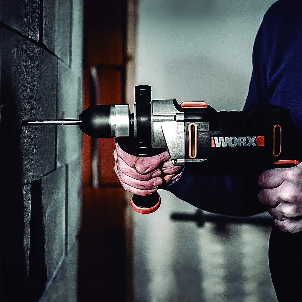 Taladro Percutor 13mm 810W Worx WX318