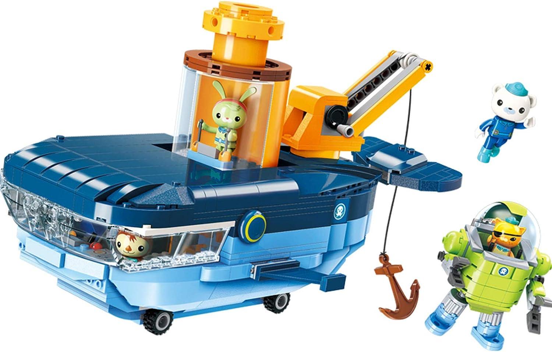 Choose the sets you want 3 Octonauts Rescue Sets