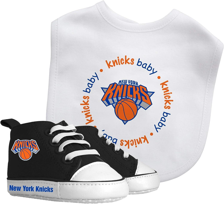 NBA New York Knicks 3 Pack Team Logo T Shirt Toddler Kids Fanatics