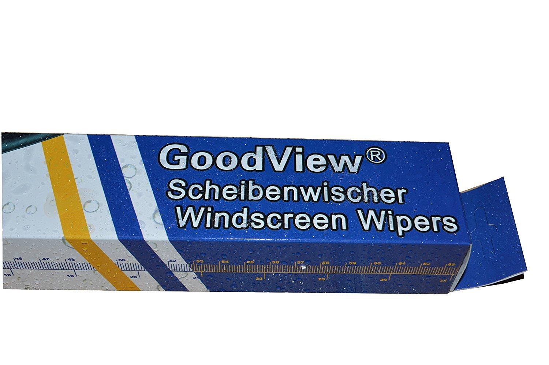 650mm GoodView Front Scheibenwischer Passend f/ür Venga Bj 2009-heute GoodView L/ängen 330mm