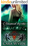 Claimed by the Dragons: A Dragon-Shifter Romance (Alma Venus Shifter-Brides Book 3)