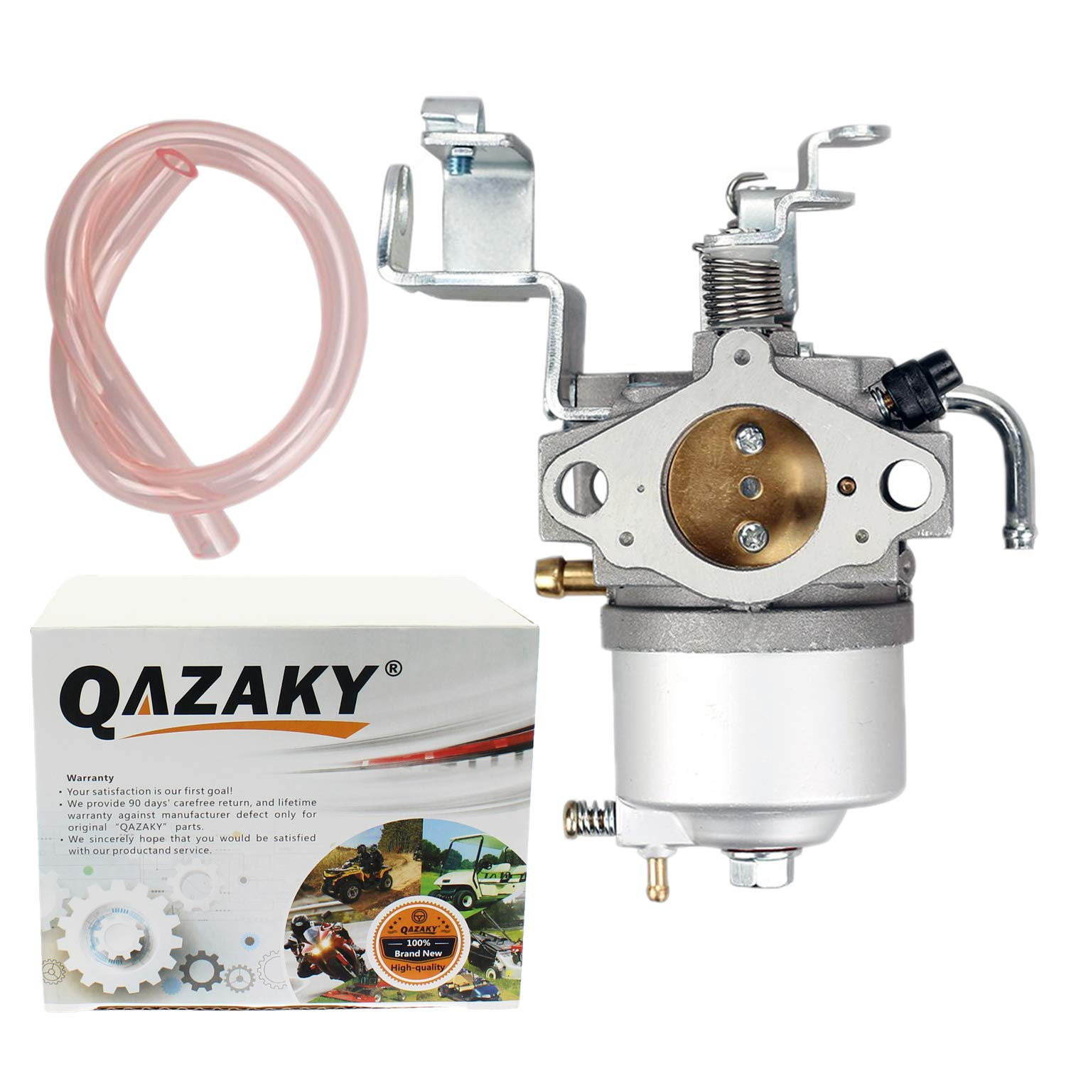 QAZAKY Carburetor Replacement for Yamaha Golf Cart Gas Car G22 - G27 G29  4-Cycle Drive Engine 2003-UP Carb JR6-14101-00 JR6-14101-01