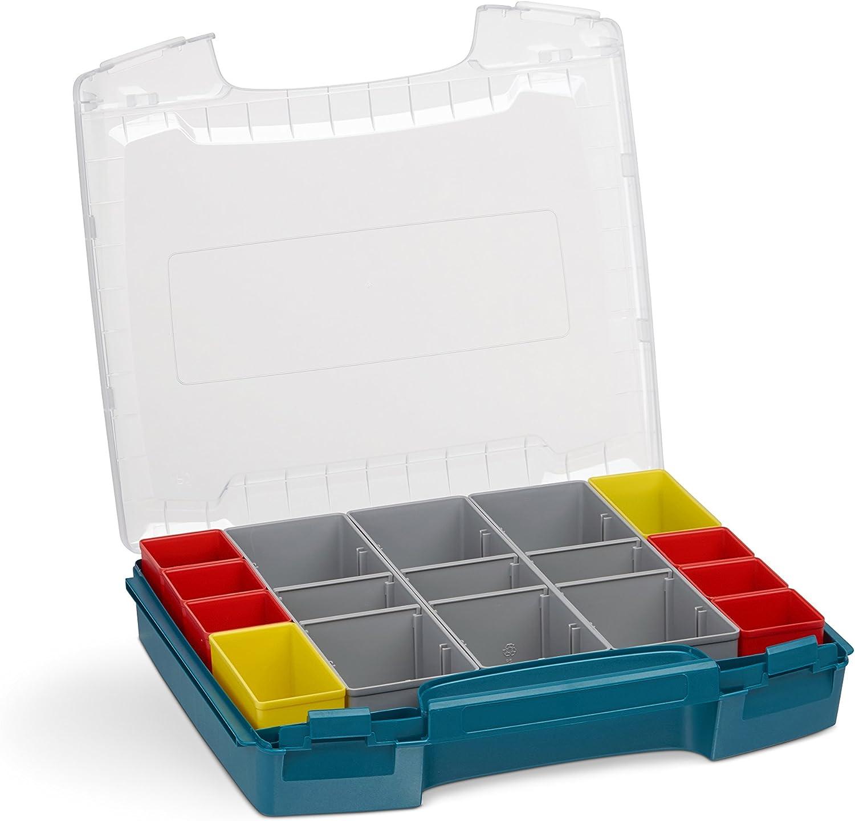 Bosch Sortimo i-Boxx 72 – Caja Makita Style equipado: Amazon.es: Bricolaje y herramientas