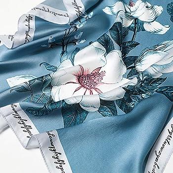 Vacasion Christmas Party Swimwear Scarves Fashion Luxurious Silk Scarves