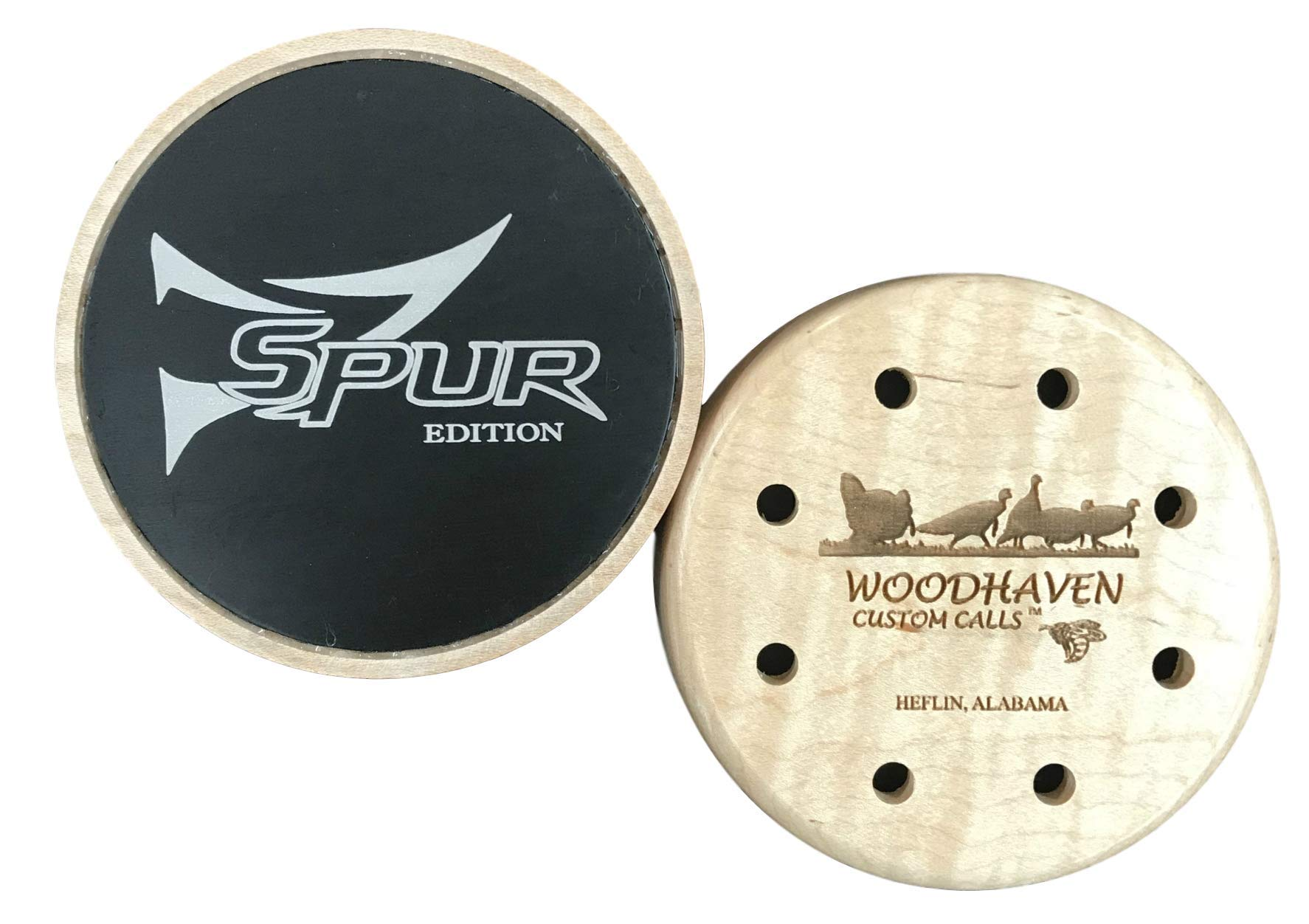 Woodhaven The Anodized Spur